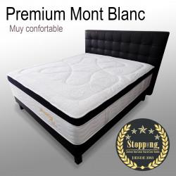 Colchón Premium Mont Blanc